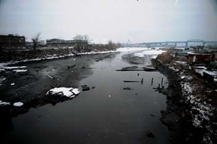 Newtown Creek. [CREDIT:RIVERKEEPER.ORG]