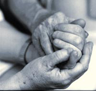 Hospice care is not only needed for the elderly.[CREDIT: VNSNY.ORG]