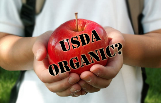 Is your food truly organic? [CREDIT: NYMAGAZINE/ L.BEWLEY]