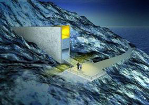 Svalbard International Seed Vault [CREDIT: COURTESY OF GLOBAL CROP DIVERSITY TRUST]