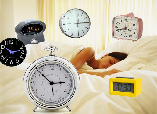 Our circadian rhythm may give researchers clues for the cause of cancer and its treatment. [CREDIT: LINDSEY BEWLEY]