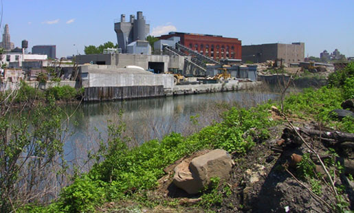 Brooklyn's Gowanus Canal [Credit: New York City Department of City Planning]