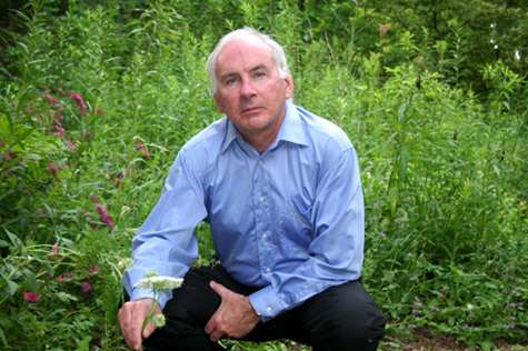 Paul Hebert's love of biodiversity has shaped his life's work. [Credit: Paul Hebert]