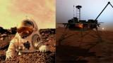 Exploring Mars: Astronaut Versus Astrobot