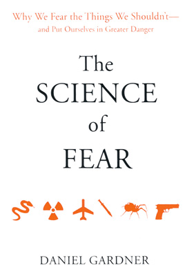 A book that explores our human relationship to fear. <br>[Credit: Eric R. Olson]