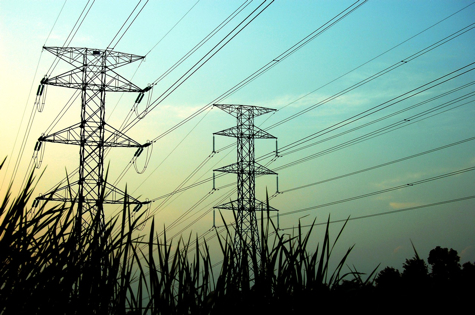 New software from Google combined with smart meters in homes could lead people to decrease their <br> demands on the power lines [Credit: Ian Koh, flirckr.com].