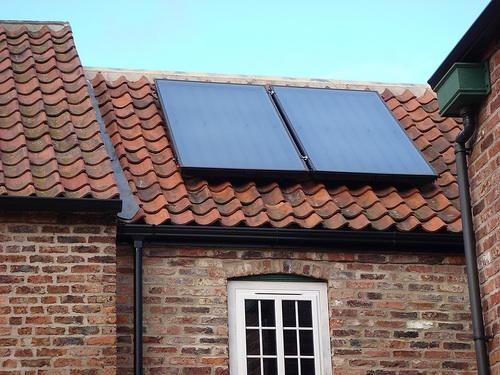 New Solar Thermal Rebate Program in Massachusetts