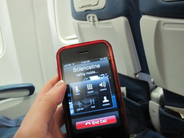 Why Can't You Use Cell Phones on Airplanes?