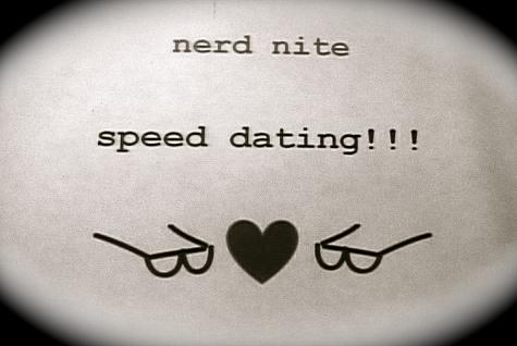Nerd nite speed dating chicago