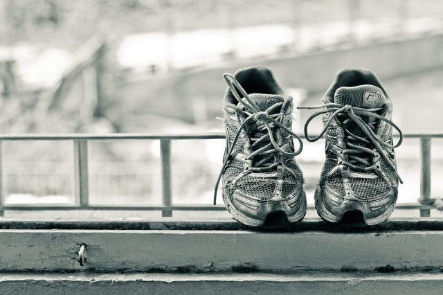No Glass Slipper for Runners
