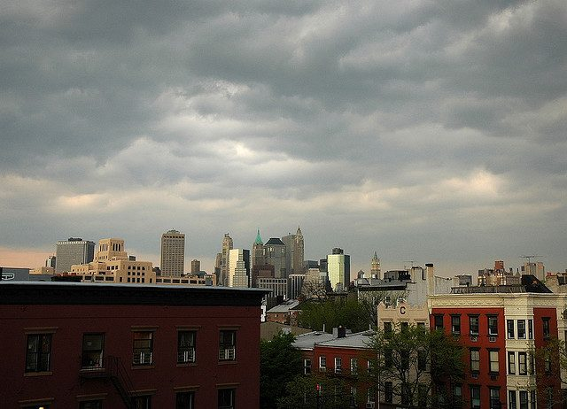 Forecast for New York City computing: cloudy