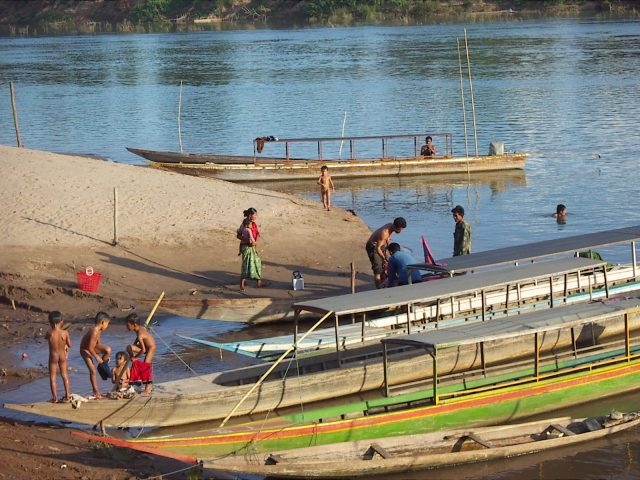 The Mekong River: To dam or not to dam?