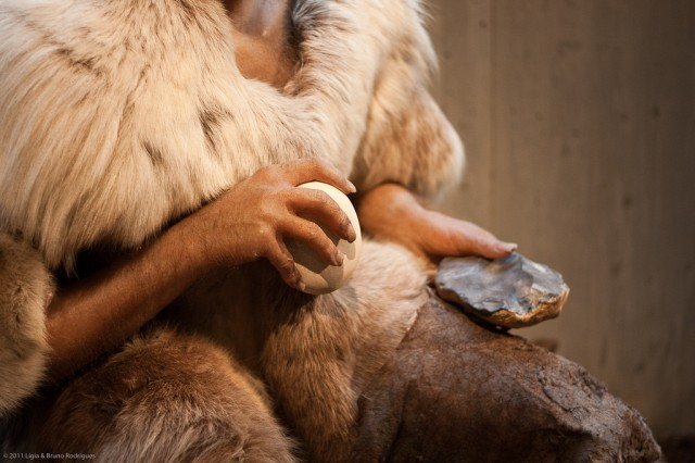 Neanderthal toolmakers were probably more innovative than we give them credit [Image credit: Farruska from Flickr]