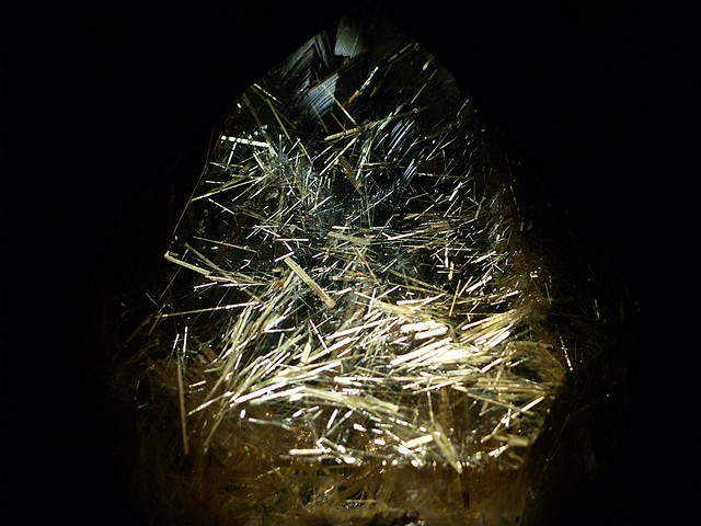 Mineral Monday: Rutile
