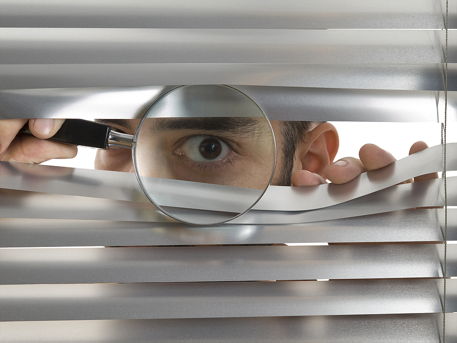 "[Image Credit: <a href=""http://www.bigstockphoto.com/image-5183323/stock-photo-extreme-peeping-tom"">BigStockPhoto.com</a>]"