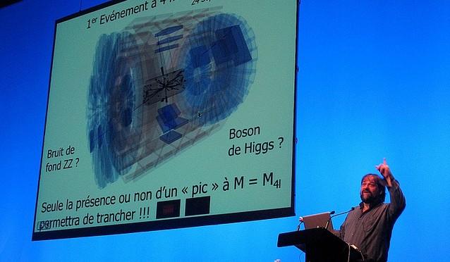 This week in metaphors: Higgs-o-Rama