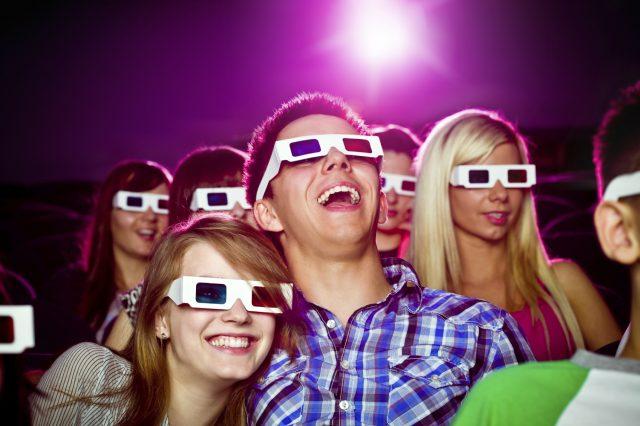 Friday Science Cinema