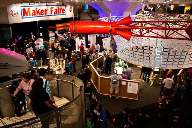 What makes a maker? Maker Faire 2012