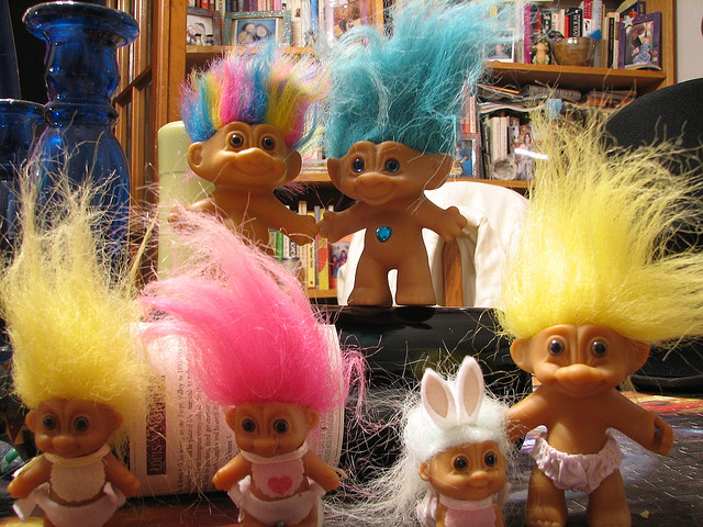 "Patent trolls are a lot less cute. [Image Credit: <a href=""http://www.flickr.com/photos/flisspix/360976910/sizes/z/"">MyGothLaundry</a> via Flickr]"