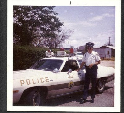 Robert Hicks served on the Tuscon Police from 1975-1980 [Image credit: Robert Hicks]