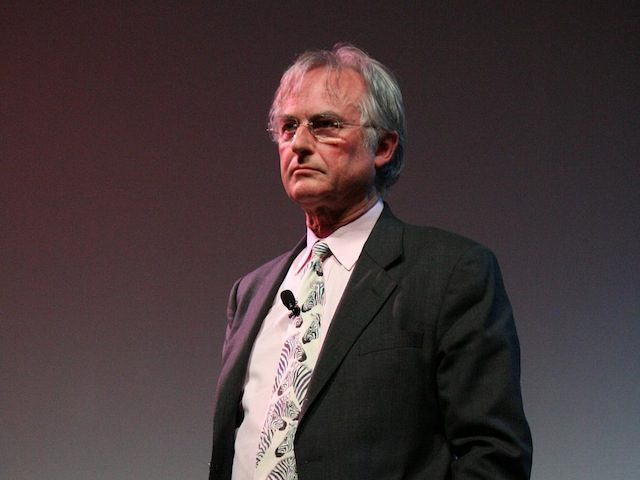 Richard Dawkins, the evolutionary biologist and atheist firebrand [Image Credit: Shane Pope]