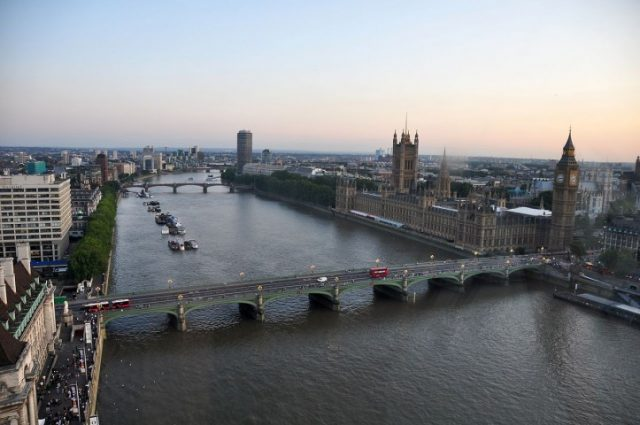 On the ground: New challenges for the River Thames