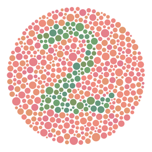 How does colorblindness work?