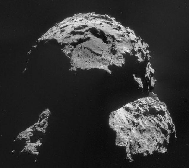 Finding Philae: the case of the missing comet lander