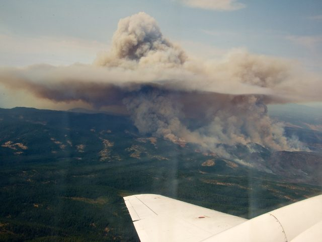 Where wildfires and climate scientists meet