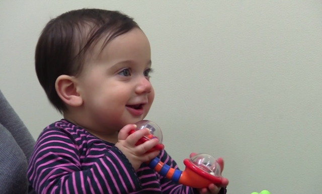 VIDEO: These babies are made for talkin'