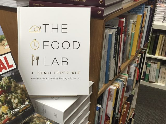 """The Food Lab"" brings science into the home kitchen"