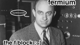 The F-Block: Fermium