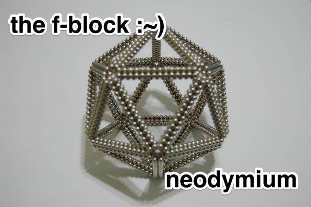 The F-Block: Neodymium