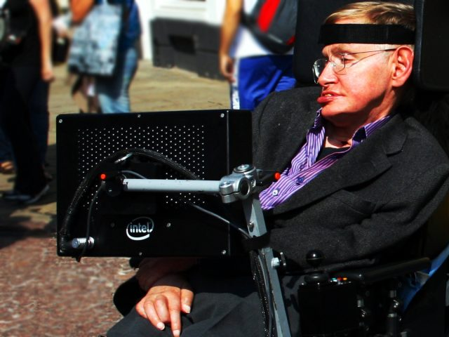 How did Stephen Hawking get so famous?