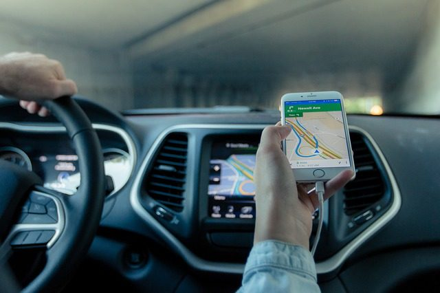 How does your GPS know where you are?
