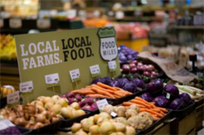 You don't need to eat local