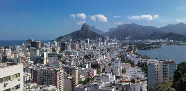 The city limits of the Paralympics