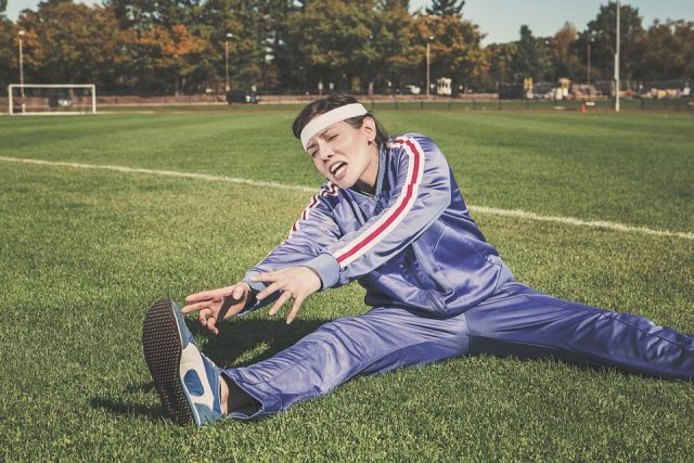 The mercurial effects of exercise