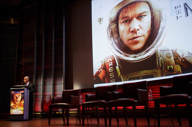 "Getting ready for a real-life ""The Martian"""