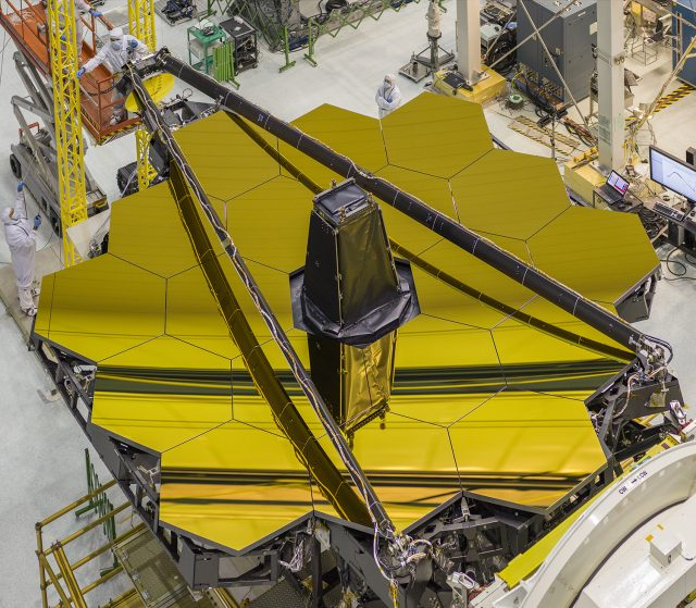World's largest space telescope completed