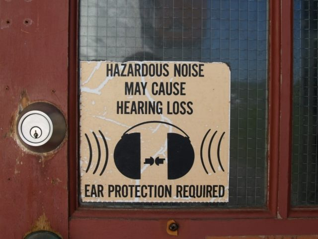 What? Hearing loss on a noisy planet
