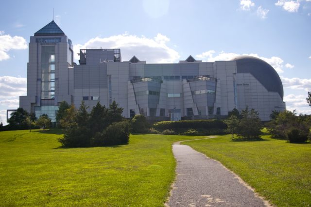 The Liberty Science Center