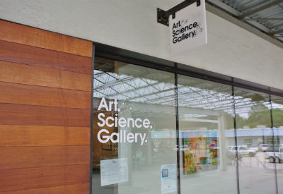The Art.Science.Gallery. is a new species of museum for Austin, Texas