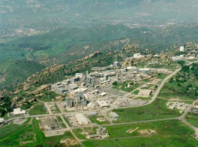 Nuclear suburbs