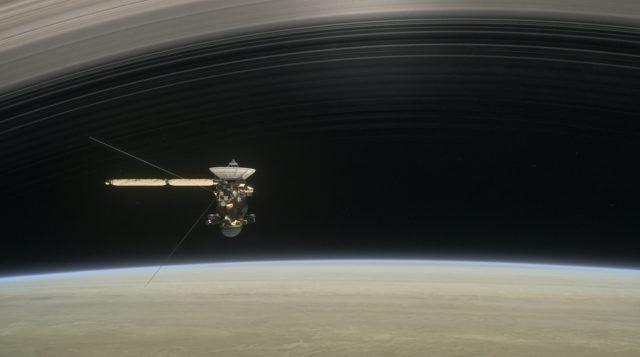 Cassini was a heart-breaker