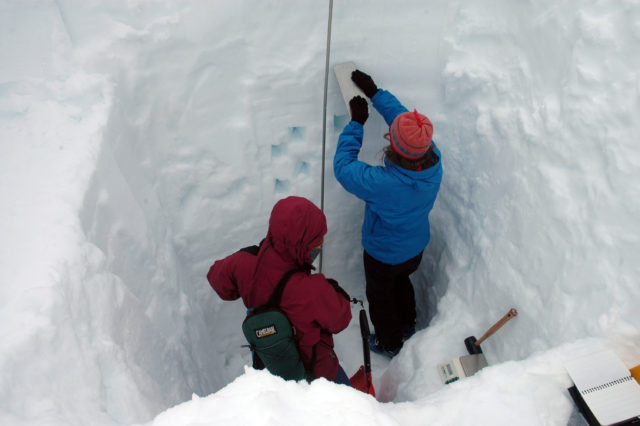 Can computers forecast avalanches better than humans digging holes?