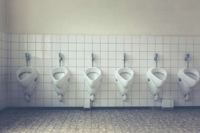Millions of men suffer with urinary incontinence in silence