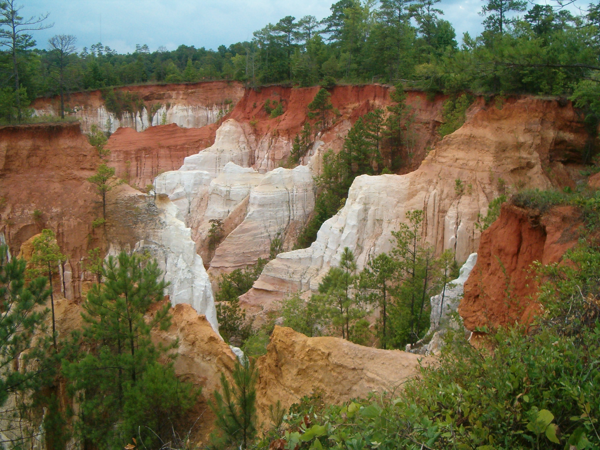 an image of providence canyon