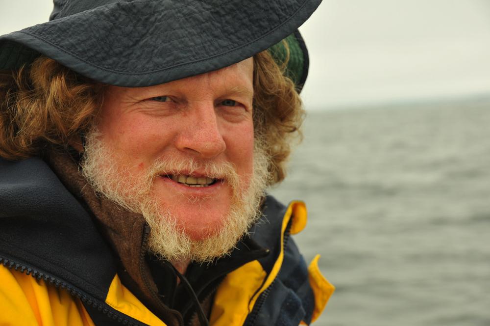 Marine biologist Hal Whitehead